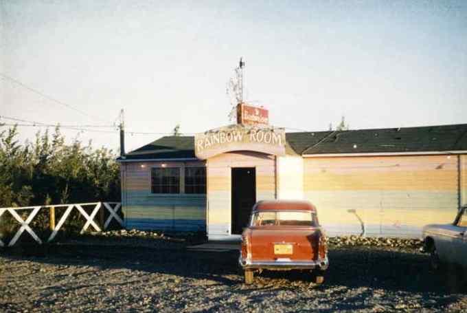 Fairbanks Bar 1950's