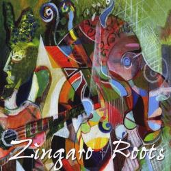 Cover of Zingaro CD