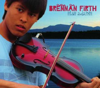 Brennan Firth CD cover