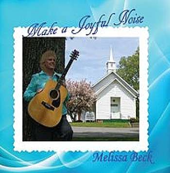 Cover of Melissa Beck CD